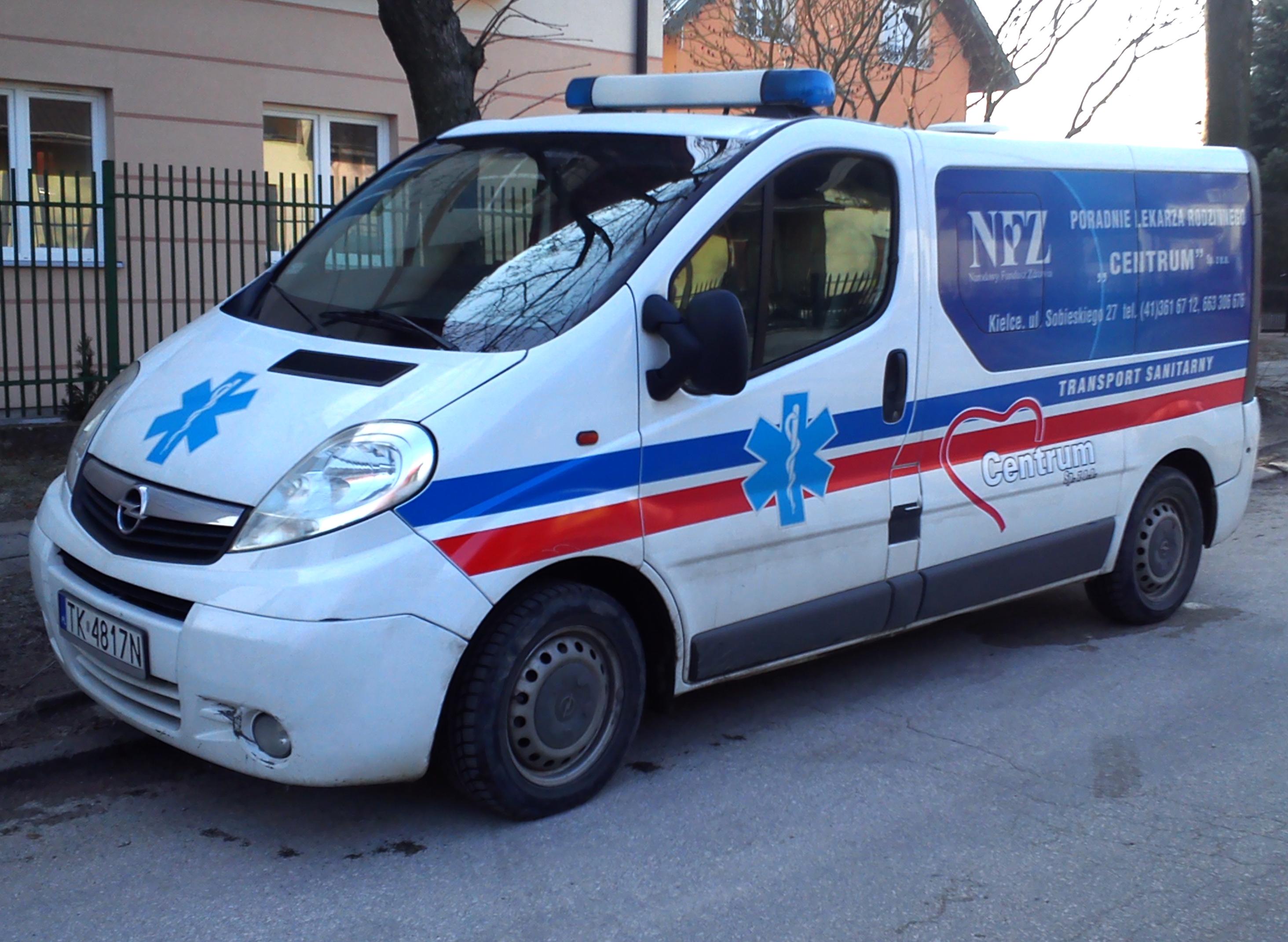 Reklama na pojazdach - Pracownia Wikam Kielce
